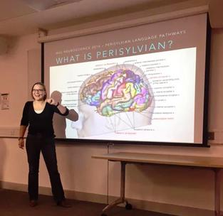 MSc Neuroscience lecture, London