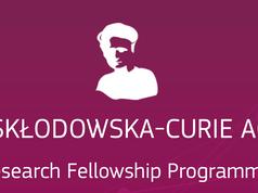 Horizon2020 MSCA Fellowship