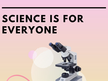 Science is For Everyone: How to Make Science More Accessible to Those With Diverse Abilities