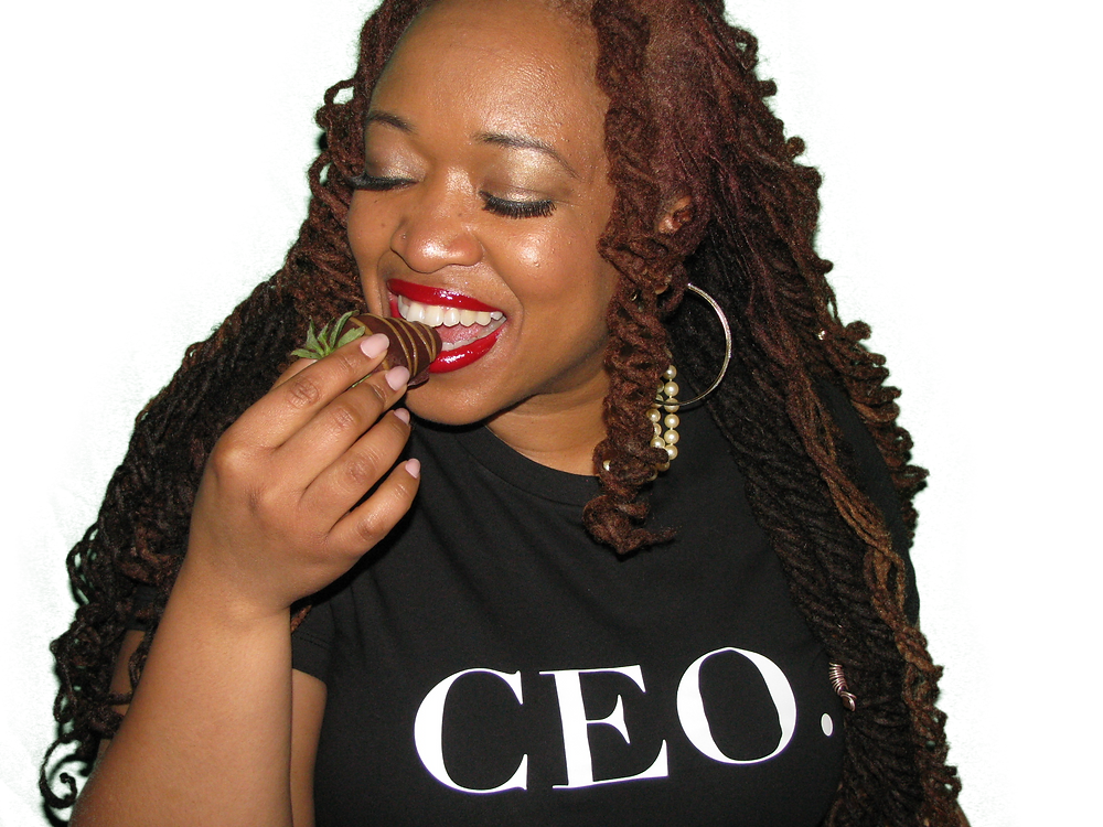 Shenell Tolson CEO of Simplicity Chocolate