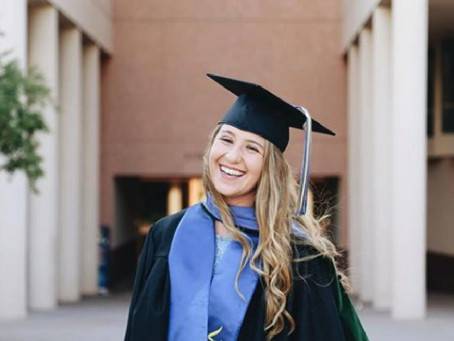 Why Pursue a Graduate Degree..or Two?