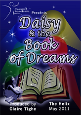 2011 Daisy & the book of Dreams - Poster.PNG