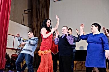 Танцуй Чтобы Жить программа обучения (14