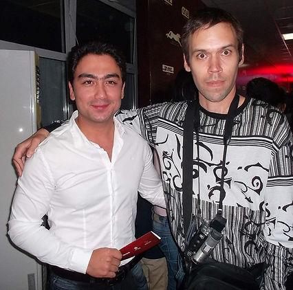Звезда узбекского кино Адиз Раджабов 2 (