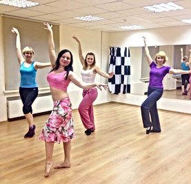 Программа обучения Танц все твнцы может
