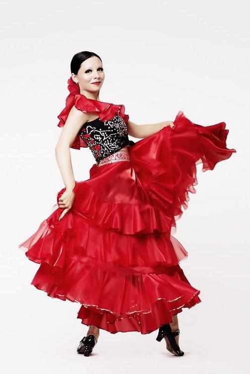 Испанские танцы. Арт-Студия Хеста Харист