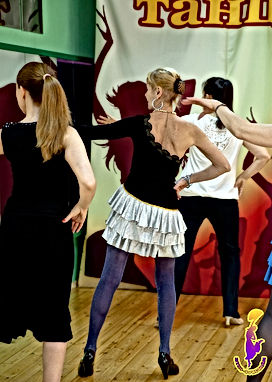 Танцуй Чтобы Жить программа обучения (17