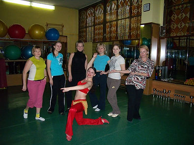 Танцуй Чтобы Жить семинар и мастер-класс