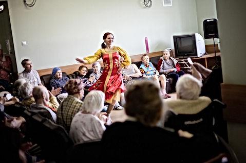 Танцуй Чтобы Жить - фото на общую страни