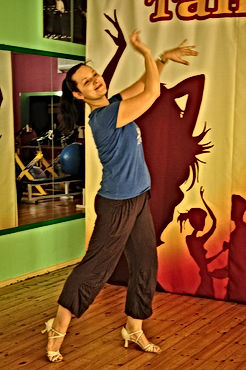 Танцуй Чтобы Жить программа обучения (16