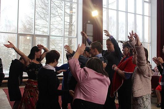Танцуй Чтобы Жить программа обучения (5)