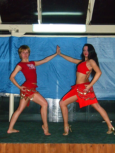 Танцуй Чтобы Жить программа обучения (28