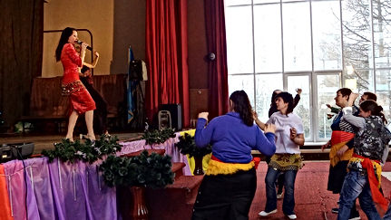 Танцуй Чтобы Жить программа обучения (19