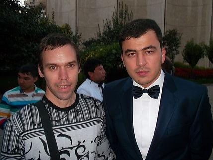 Зв узбек кино актер и режиссер Фаррух Са