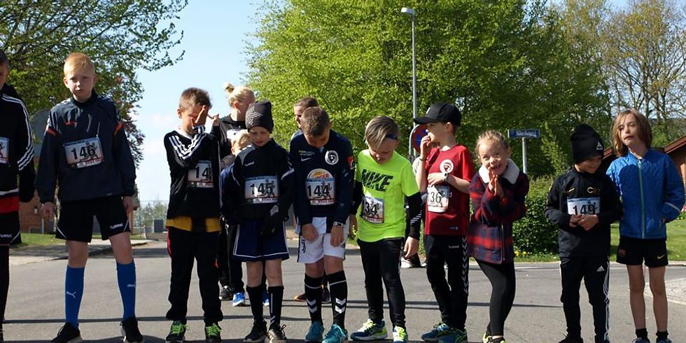 3,3 km - Løb eller walk