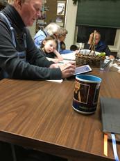 Wednesday Night Bible Class Spring 2019.