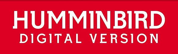 HUMMINBIRD LFGL (DIGITAL DOWNLOAD)