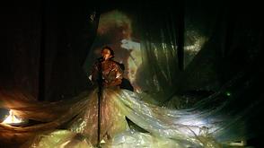 Luiza Lian, Oyá Tempo, Teatro do Centro da Terra, Junho 2017