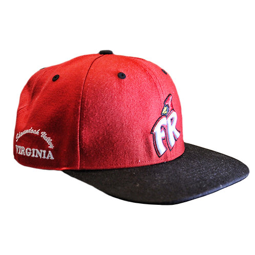 '47 Brand On Field Fitted Game Hat (Red)