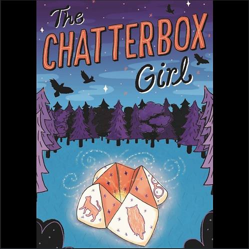 Please click on the book above to purchase The Chatterbox Girl