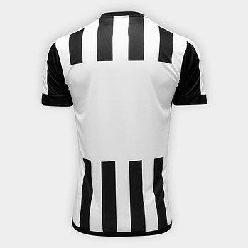 17570d3e86aa5 ... Camisa Santos II 17 18 s nº Réplica Torcedor Kappa Masculina