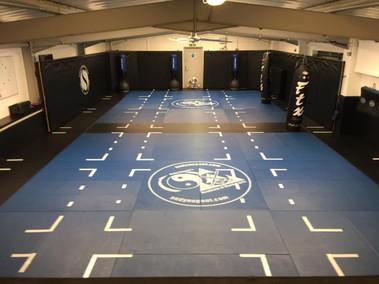 mats ready