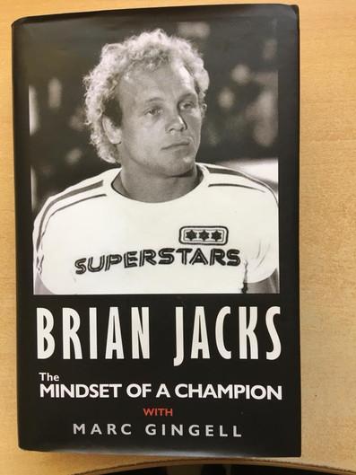 Brian Jacks Judo