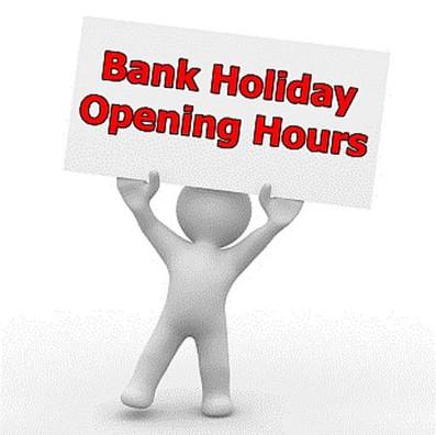 Bank Holiday classes