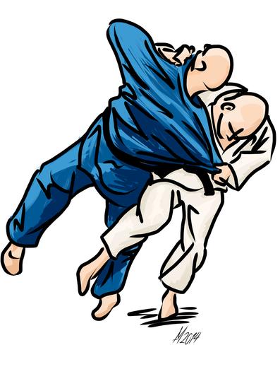 Thursday night BJJ Judo
