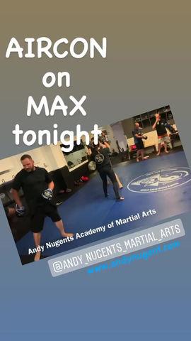 AIRCOn on MAX tonight