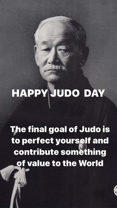 Happy Judo Day