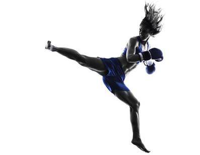 New Kickboxing class