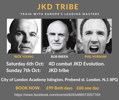 Jeet Kune Do Seminar