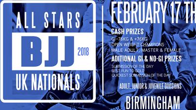 BJJ Comp Birmingham