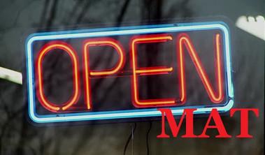 BJJ open mat