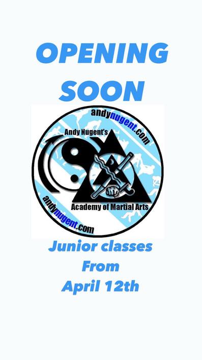 Academy opening soon