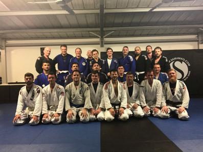 Thursday Judo & BJJ