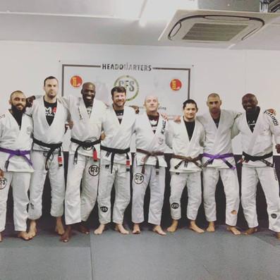 bjj instructor seminar