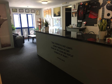 GYM soon to reopen