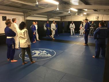 Judo comp @ Dartford