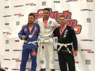 BJJ Comp congrats Jay Provan
