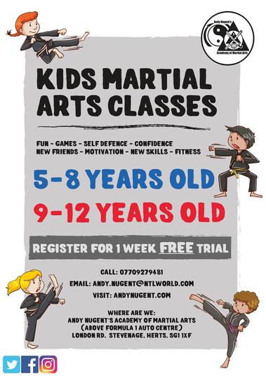Junior classes restart