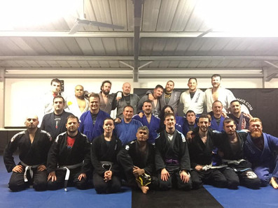 Judo & BJJ Thursday @ Stevenage
