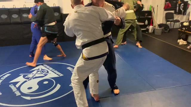Thursday night Judo & Jits
