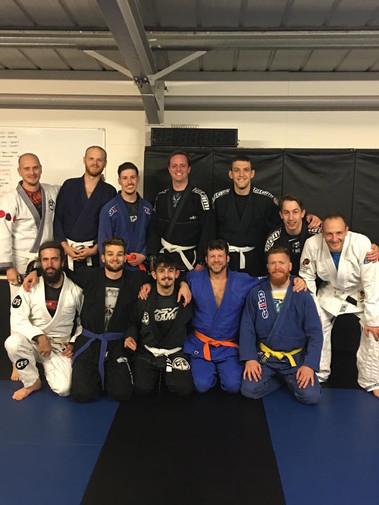 Stevenage Judo