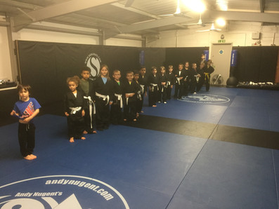 Junior Jeet Kune Do classes
