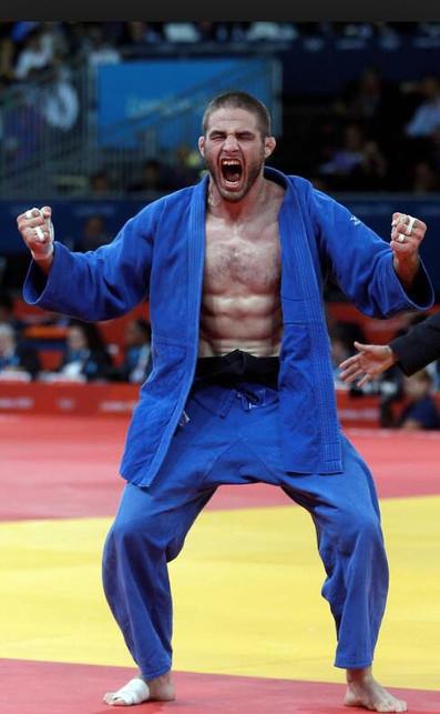 Judo for BJJ class