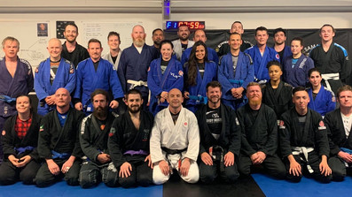 thursday night bjj & Judo