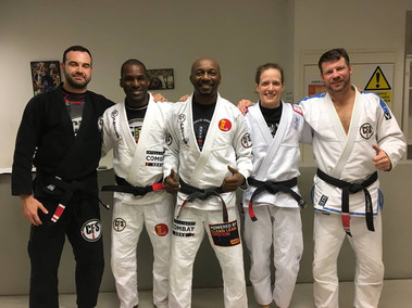 CFS BJJ Black Belts