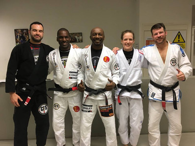 CFS BJJ Black Belts